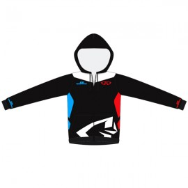 Sweat GD18 Noir-BleuBlancRouge