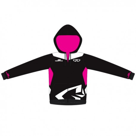 Sweat GD18 Noir-Rose