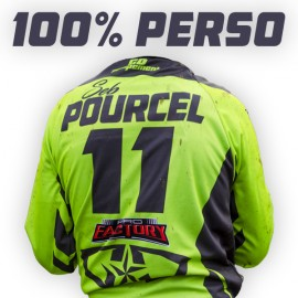 Maillot 100% Perso GD18
