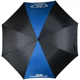 Parapluie noir-bleu 120cm