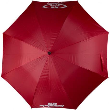 vente chaude en ligne 9e163 29a8c Parapluie golf moto motocross paddock promotion déstockage rouge