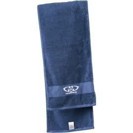 Serviette de sport bleue