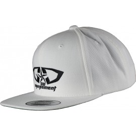 Casquette GD Equipement blanche