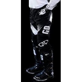 Pantalon GD19 Noir Blanc
