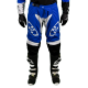 Pantalon Motocross MX Enduro Quad  GD20 Bleu Noir