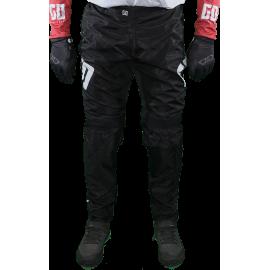 Pantalon Pro DH BMX VTT enduro MTB GD20 gris rouge