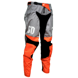 Pantalon cross enduro GD21 Gris Orange KTM