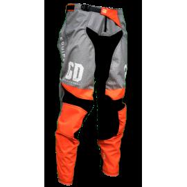 Pantalon cross enduro GD21 Gris Orange KTM