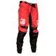 Pantalon cross enduro GD21 Rouge Noir