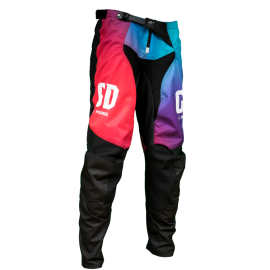 Pantalon cross enduro GD21 Violet Seb Pourcel