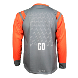 Maillot GD21 Orange KTM personnalisé sublimation