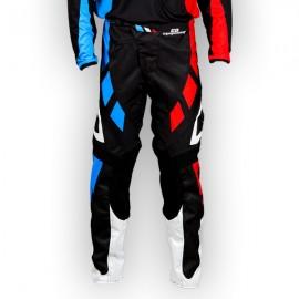 Pantalon GD18 Noir-BleuBlancRouge