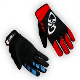 Gants GD18 Noir-BleuBlancRouge