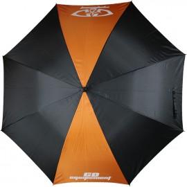 Parapluie GD Equipement Noir-Orange