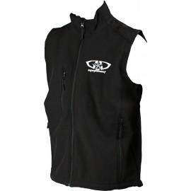 Bodywarmer softshell GD Equipement noir