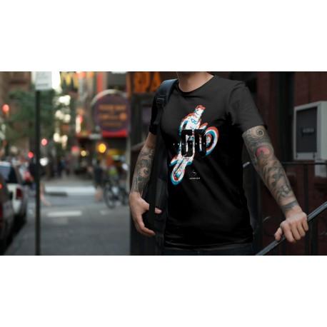 Tee-shirt GD Equipement noir
